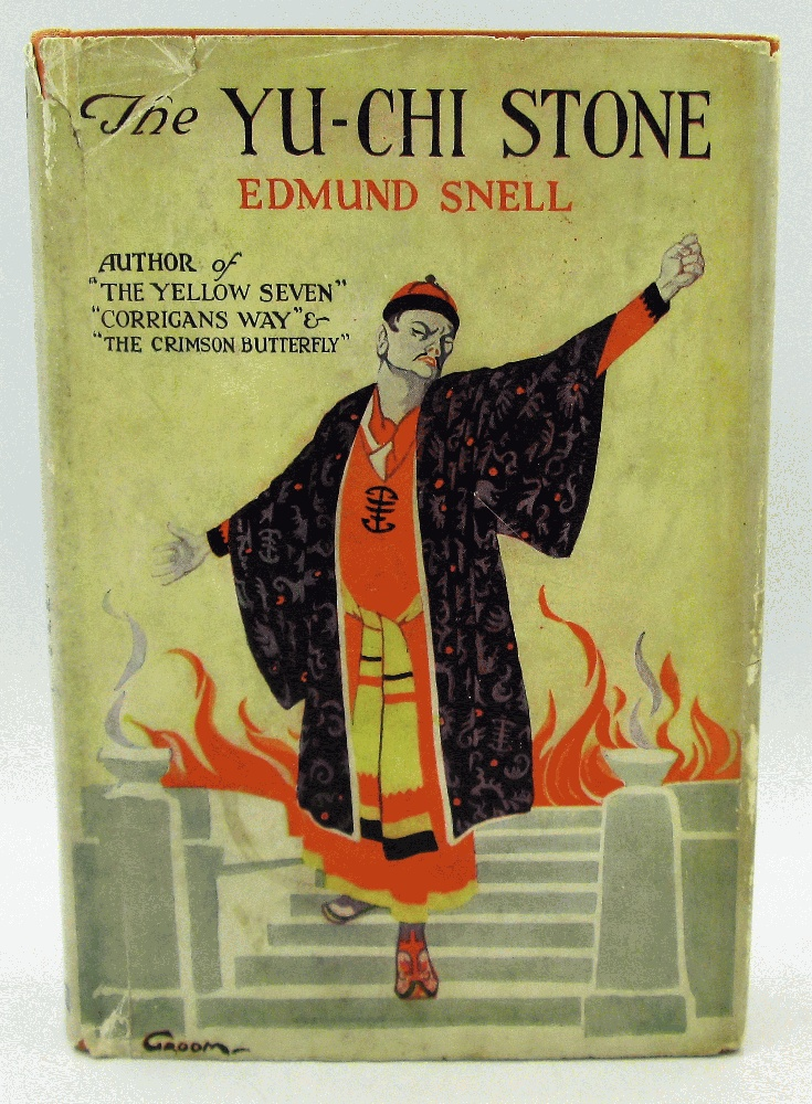 Image for The Yu-Chi Stone: Edmund Snell