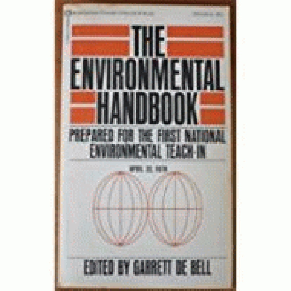 Image for The Environmental Handbook