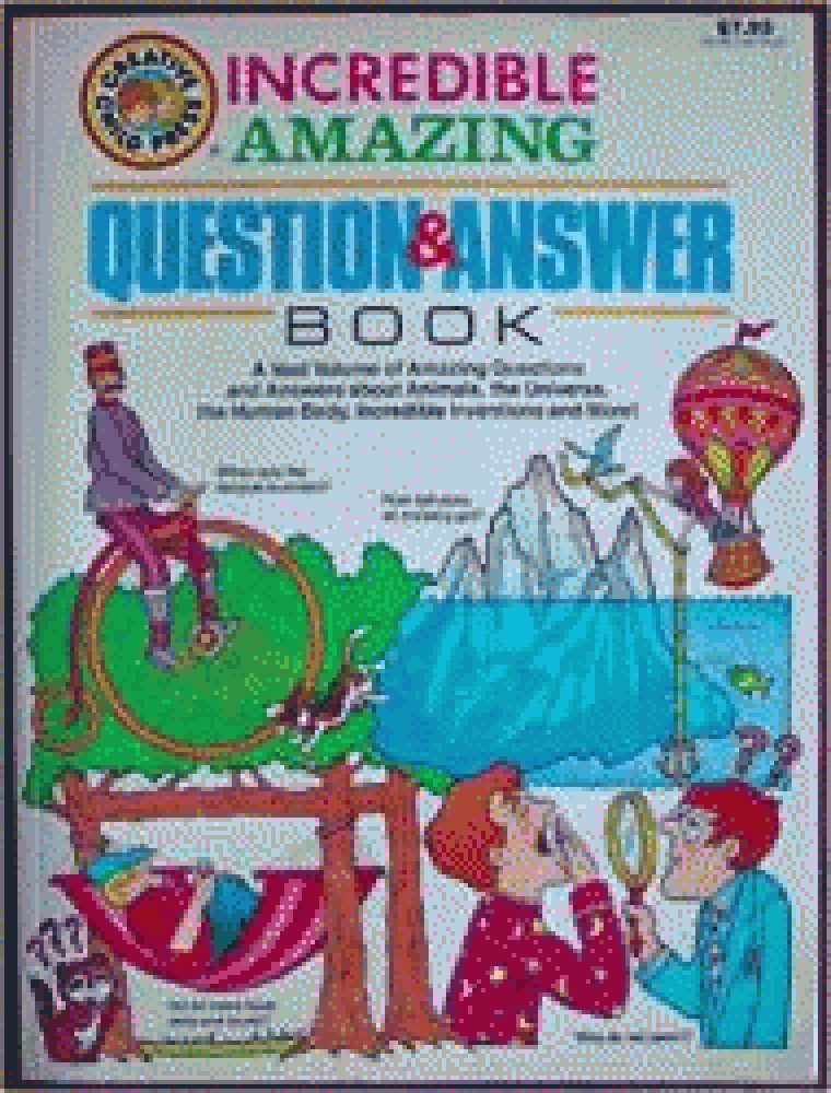 Image for Incredible Amazing Question and Answer Book