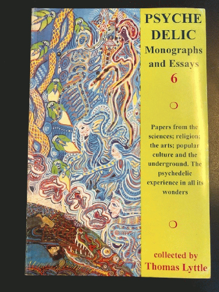 Image for PSYCHEDELIC MONOGRAPHS AND ESSAYS - VOLUME 6