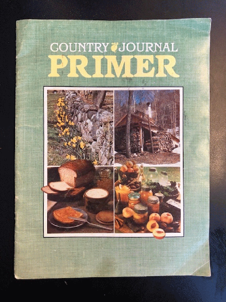Image for Country Journal Primer