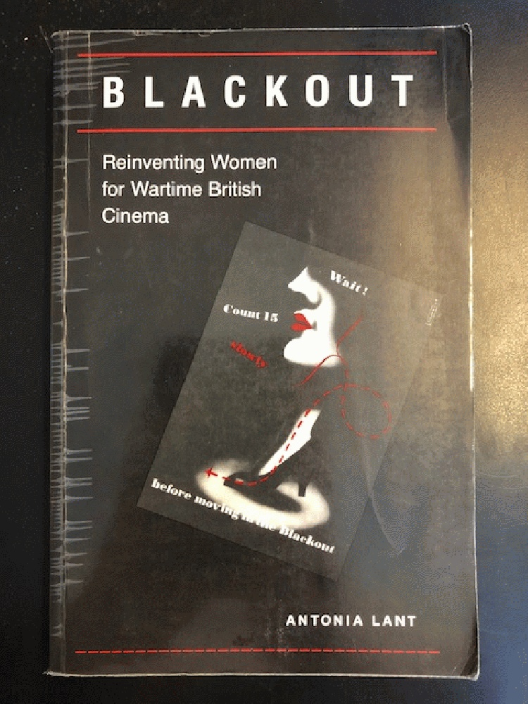 Image for Blackout: Reinventing Women for Wartime British Cinema