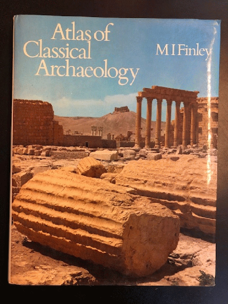 Image for Atlas of Classical Archaeology