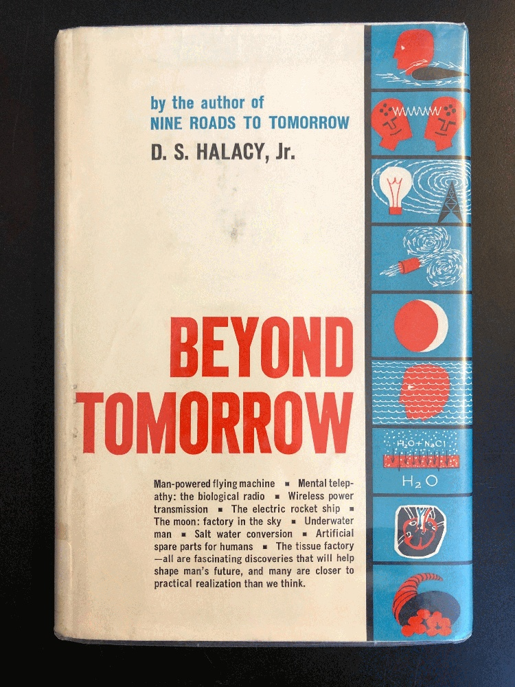 Image for Beyond Tomorrow