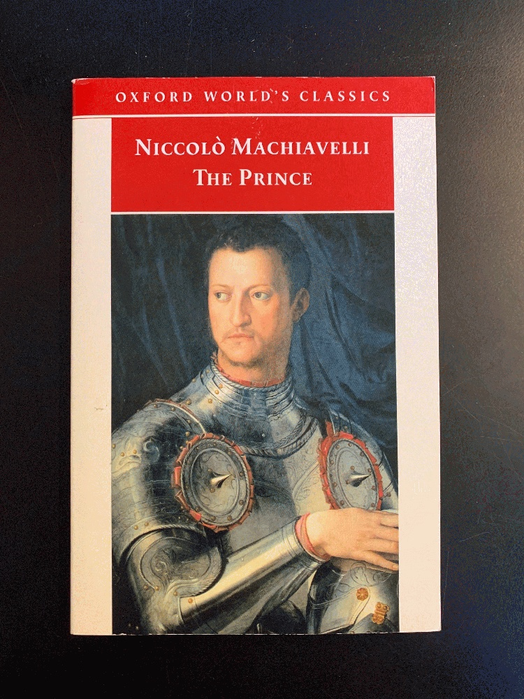 Image for The Prince (Oxford World's Classics)
