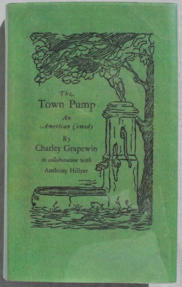 The Town Pump: An American Comedy., Charley Ellsworth Grapewin.