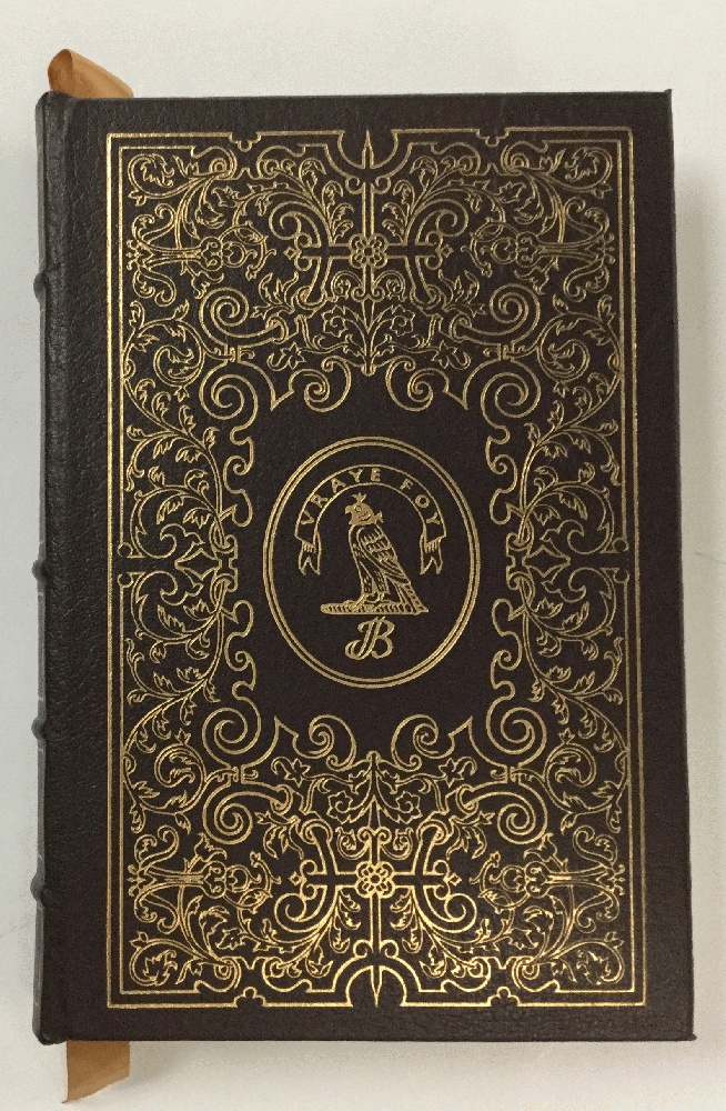 Image for Journal of a Tour to the Hebrides with Samuel Johnson (Easton Press Collector's Edition 1993)
