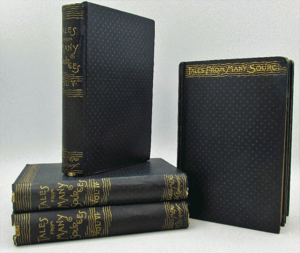 Image for Tales From Many Sources (5 of 6 Volume Set)