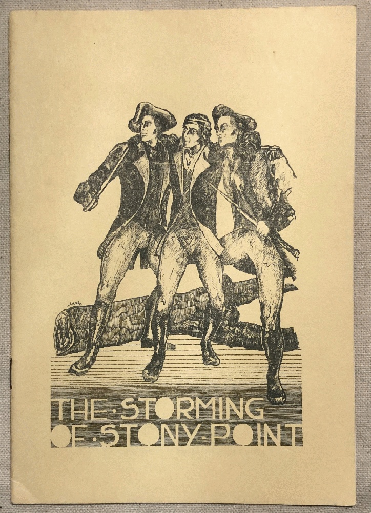 Image for The Storming of Stony Point