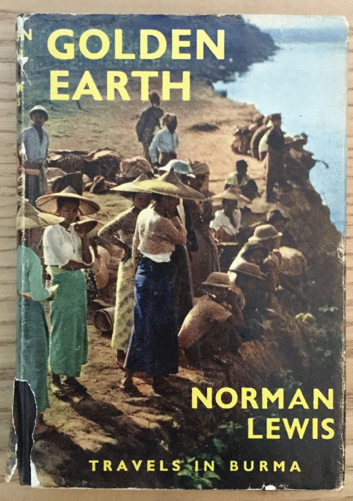 Image for Golden Earth: Travels in Burma